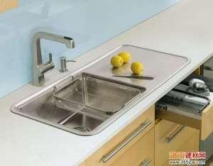 单盆和双盆水槽该选哪个比较好自动喷嘴